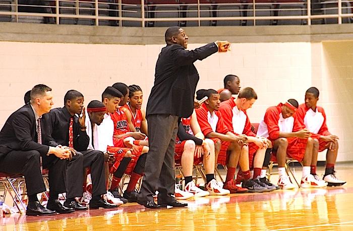 Lobos v HPU-assistant coach