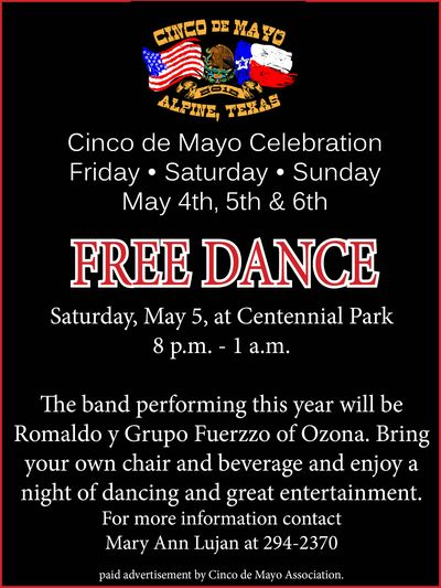 Cinco Free Dance