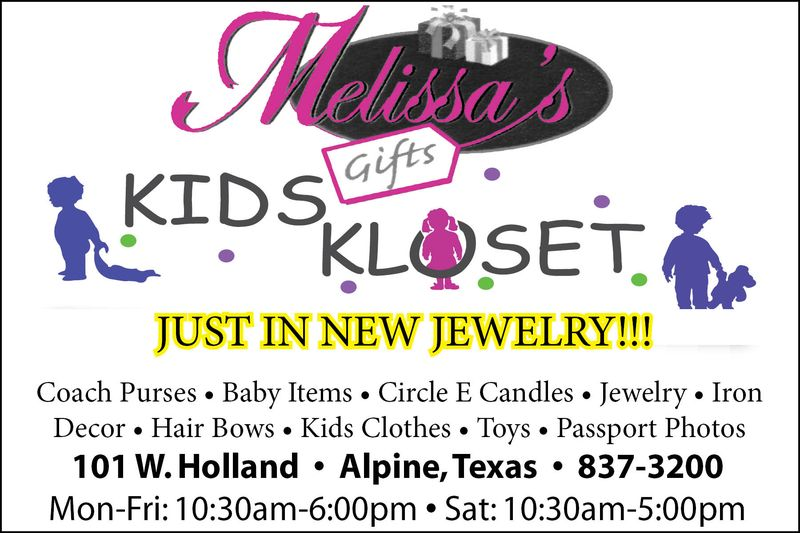 Kids Kloset March Adindd
