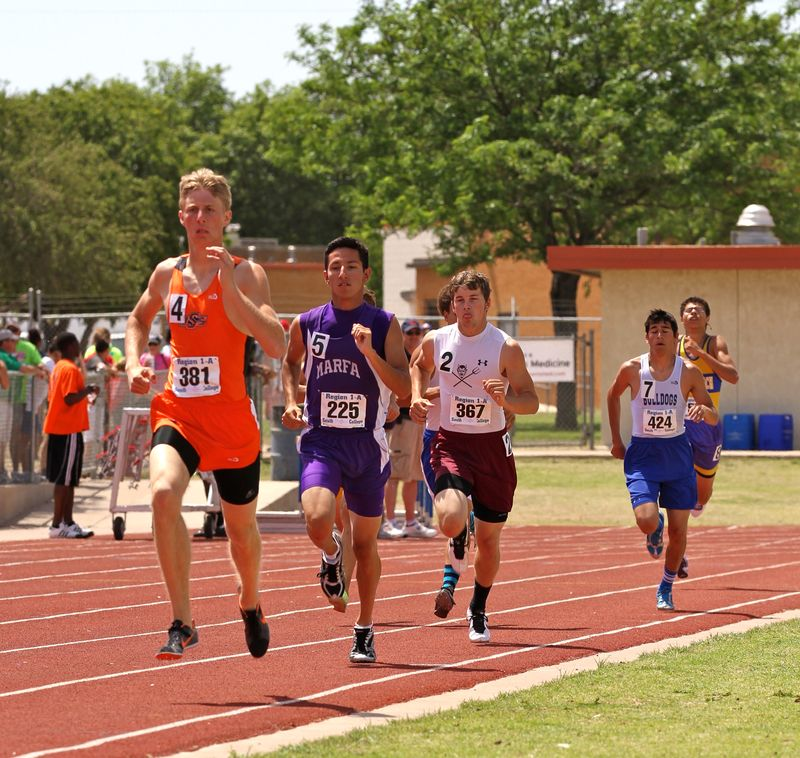 Marfa sending two relay teams and Lujan to state meet; tough day ...