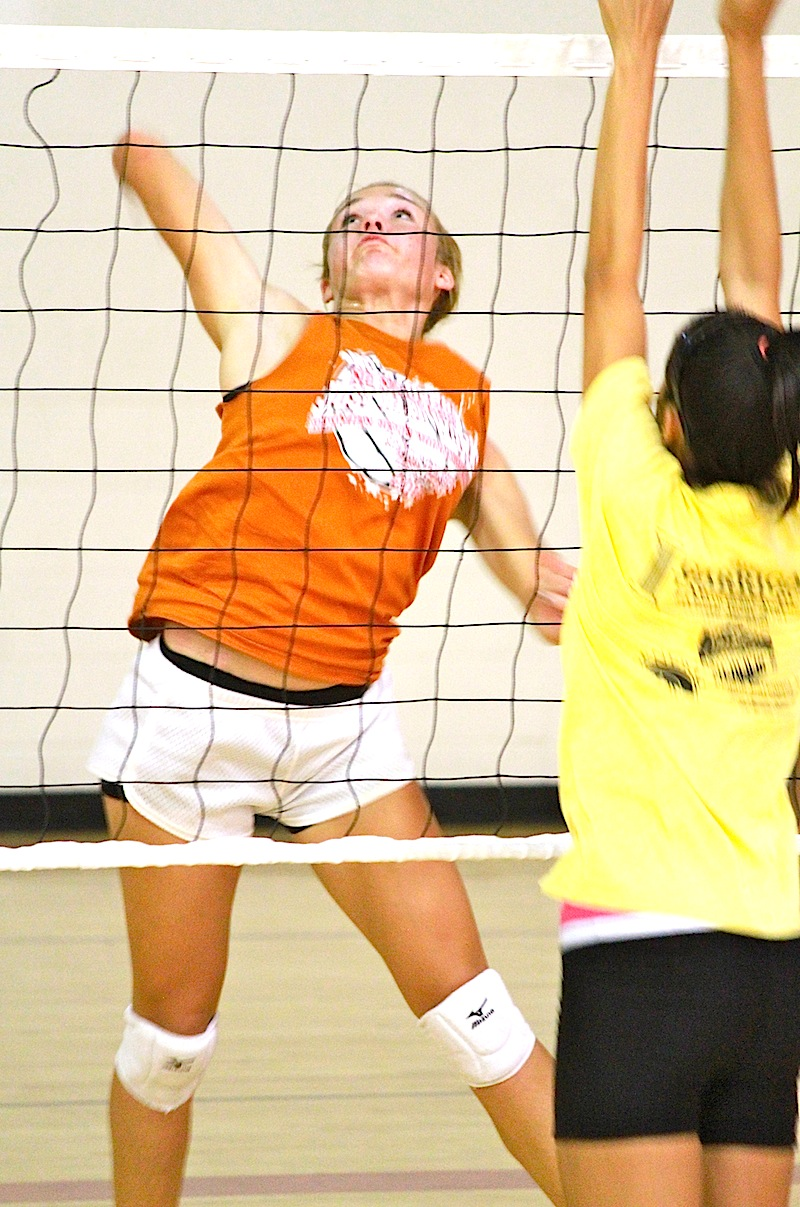 Alpine summer vball Texas Orange No2