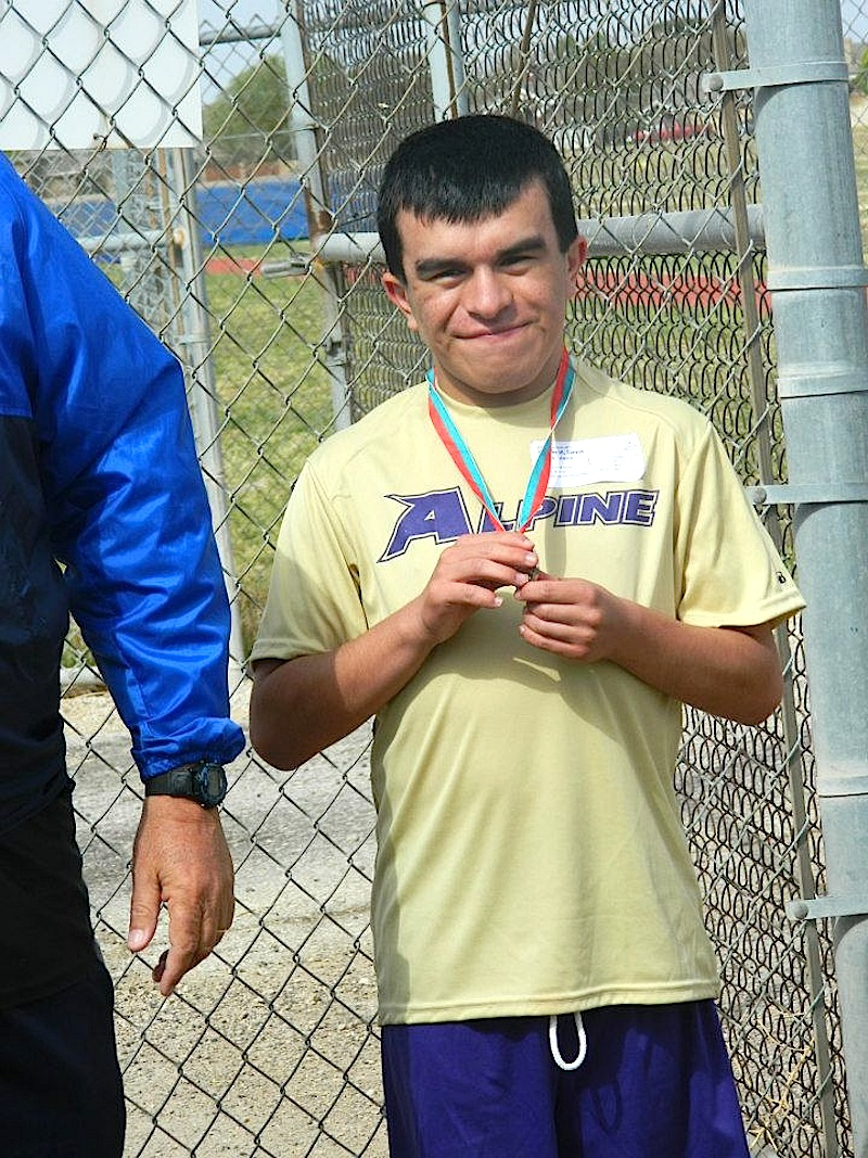 Alpine Special Olympics no5 David Wright III