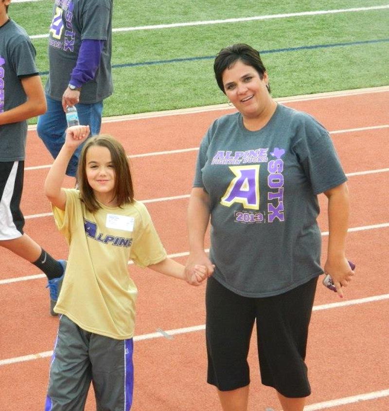 Alpine Special Olympics no2 Abby Clayton Savas
