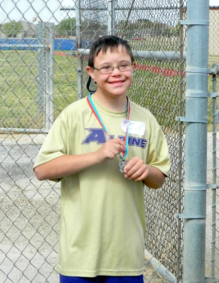 Alpine Special Olympics no8 Sawyer Jackson