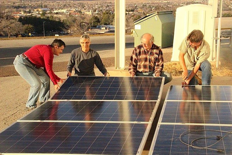 Sul Ross to offer solar training