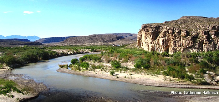 US as seen from Boquillas