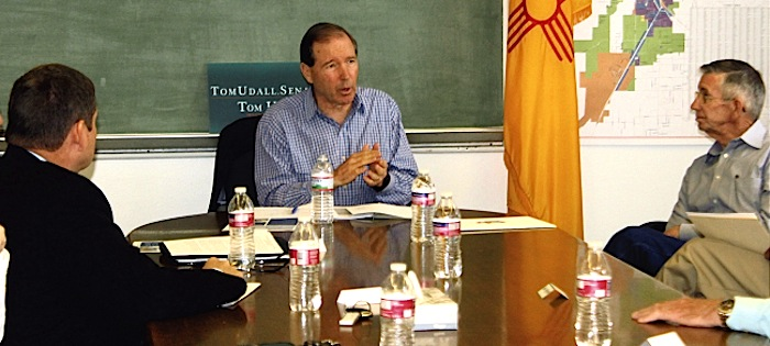 Sen. Tom Udall of NM