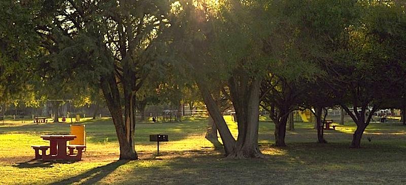 Kokernot Park picnic area