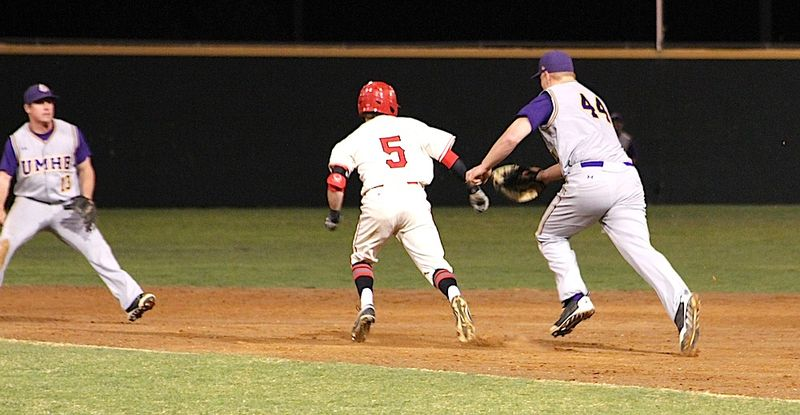 Pic7-No 5 getting tagged out at 2nd