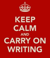 Carry on writing