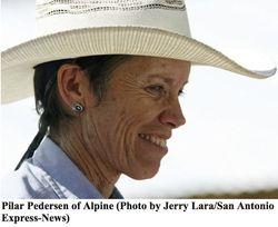 Pilar Pedersen of Alpine