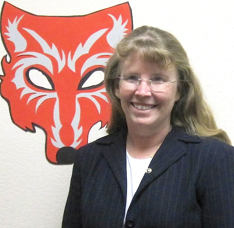Kathy Stein, faculty rep