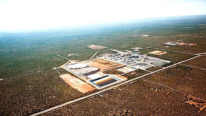 Carlsbad WIPP nuke dump