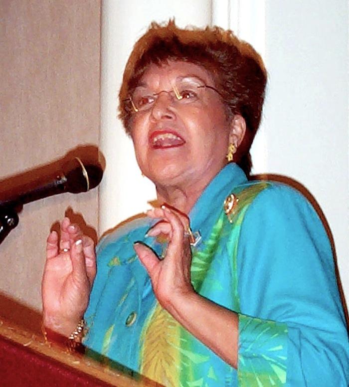 Dora G Alcala of Del Rio