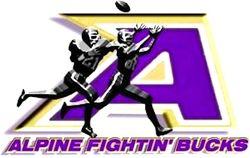 Bucks football logo