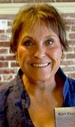 Kay Taylor Burnett mug