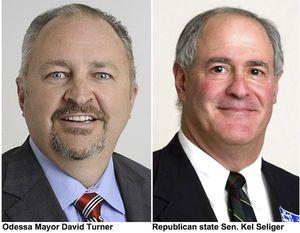 Odessa Mayor David Turner                 Republican state Sen
