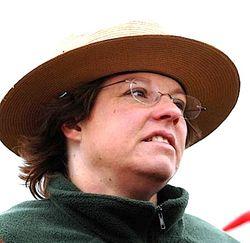Valerie Naylor of NPS