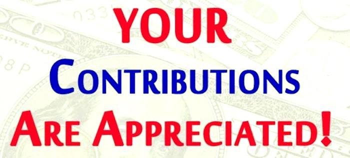 Donations-appreciated