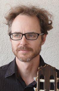 Julian Mock guitarist
