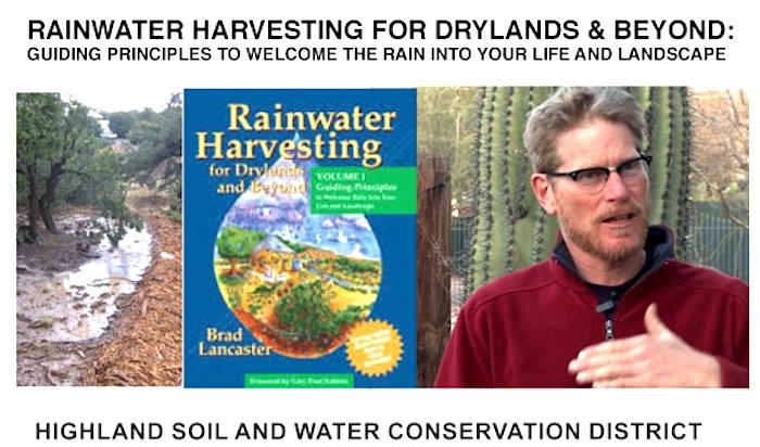 Water harvesting workshops