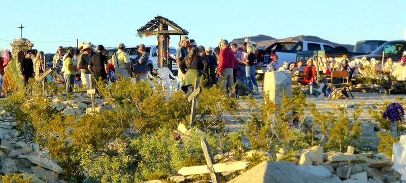 Dia thing in Terlingua 2013 by Voni