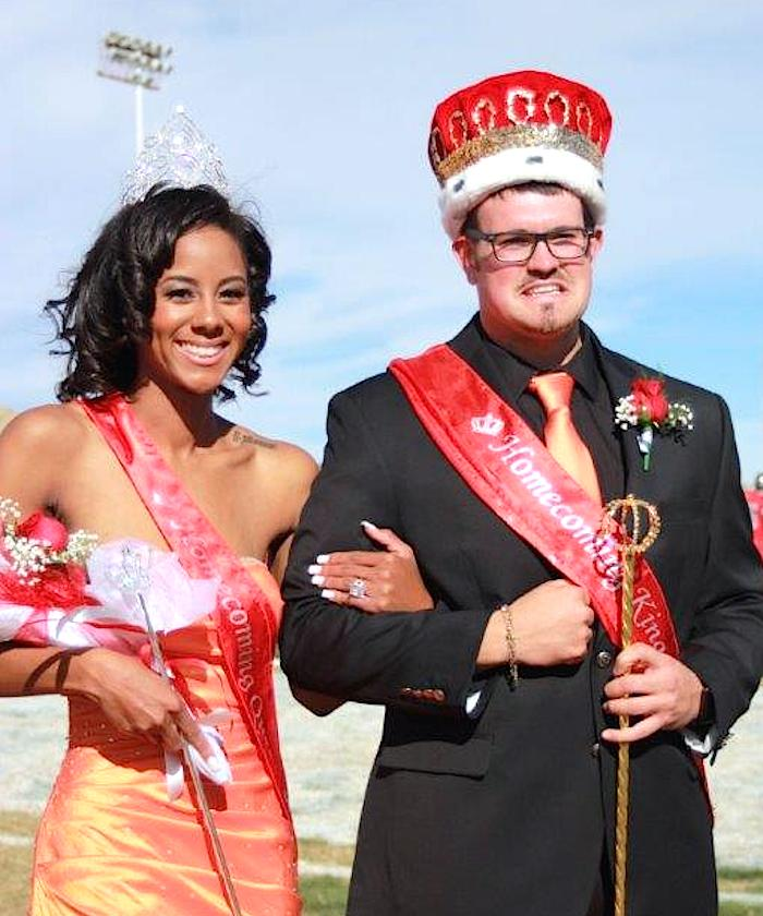 Sul Ross homecoming royalty