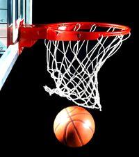 Basketball goal-ball