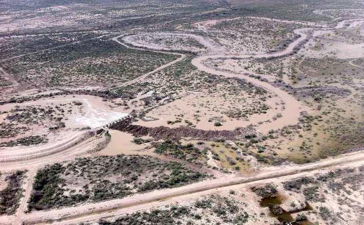 Pecos flooding 7 days ago Newswest9