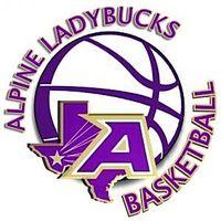 Lady Bucks basketball logo1