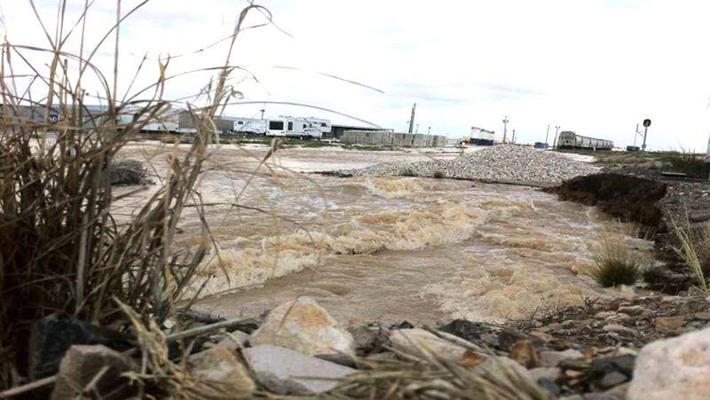 Pecos flooding2