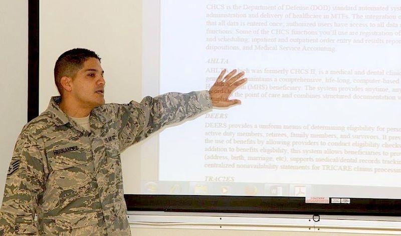 Sgt Oscar Hernandez