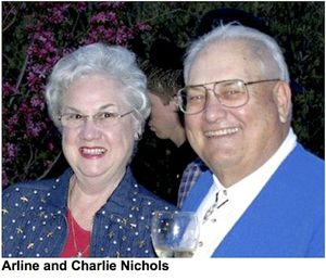 Arline and Charlie Nichols
