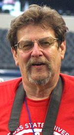 Steve Lang in 2013